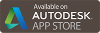 Available on Autodesk App Store