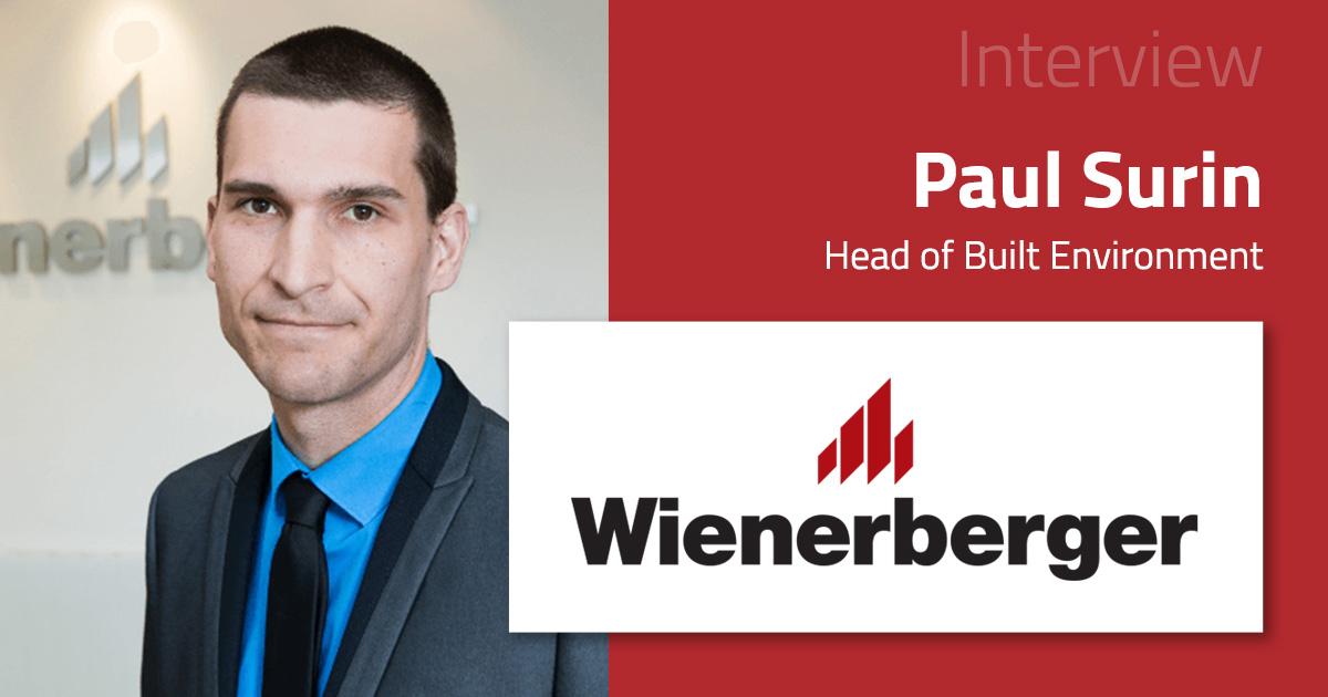 Gestion globale des données produits - Entretien avec Wienerberger