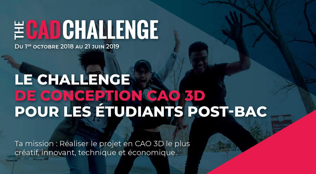 CAD Challenge 2019