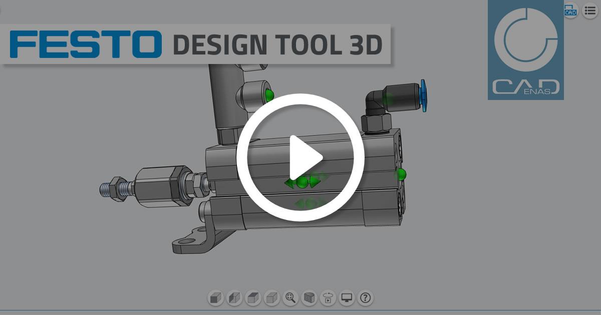 Découvrez la nouvelle technologie de configurateurs 3D en ligne créée par CADENAS
