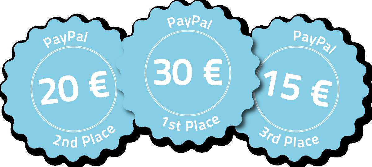 25€ Amazon voucher