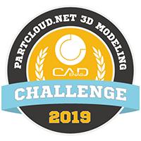 PARTcloud.net 3D Modeling Challenge 2019