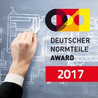Deutscher Normteile Award 2017