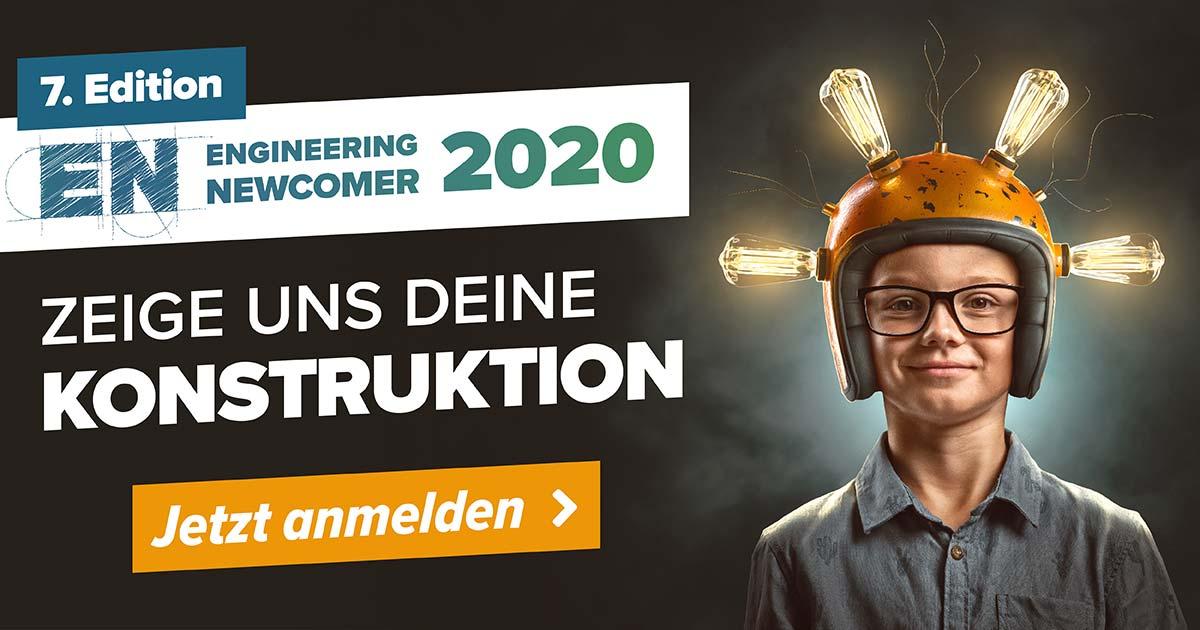 Engineering Newcomer 2020