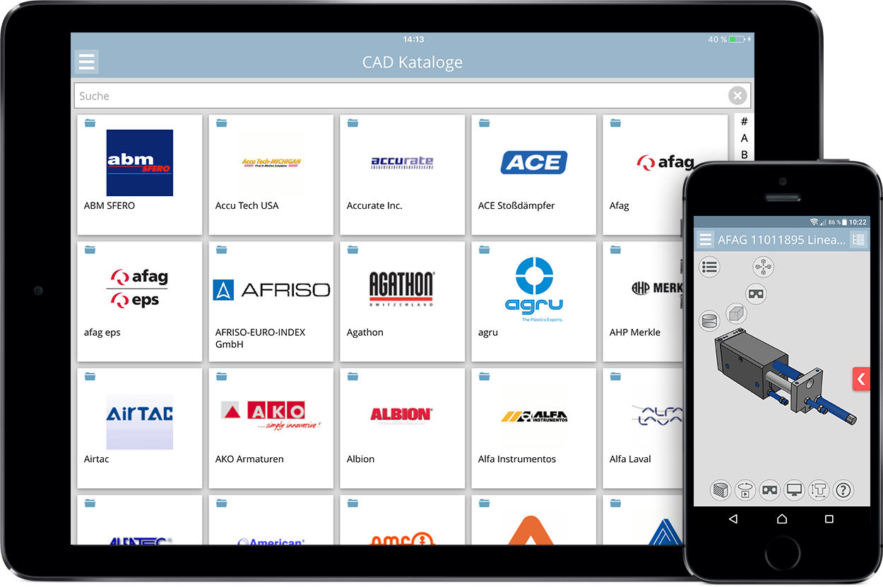 Cadenas mobile apps links download for Mobel cad programm