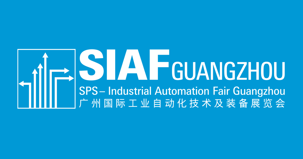 SPS – Industrial Automation Fair Guangzhou (SIAF)
