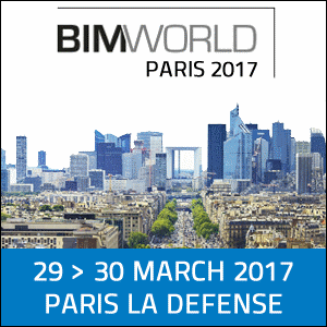 BIM WORLD PARIS 2017