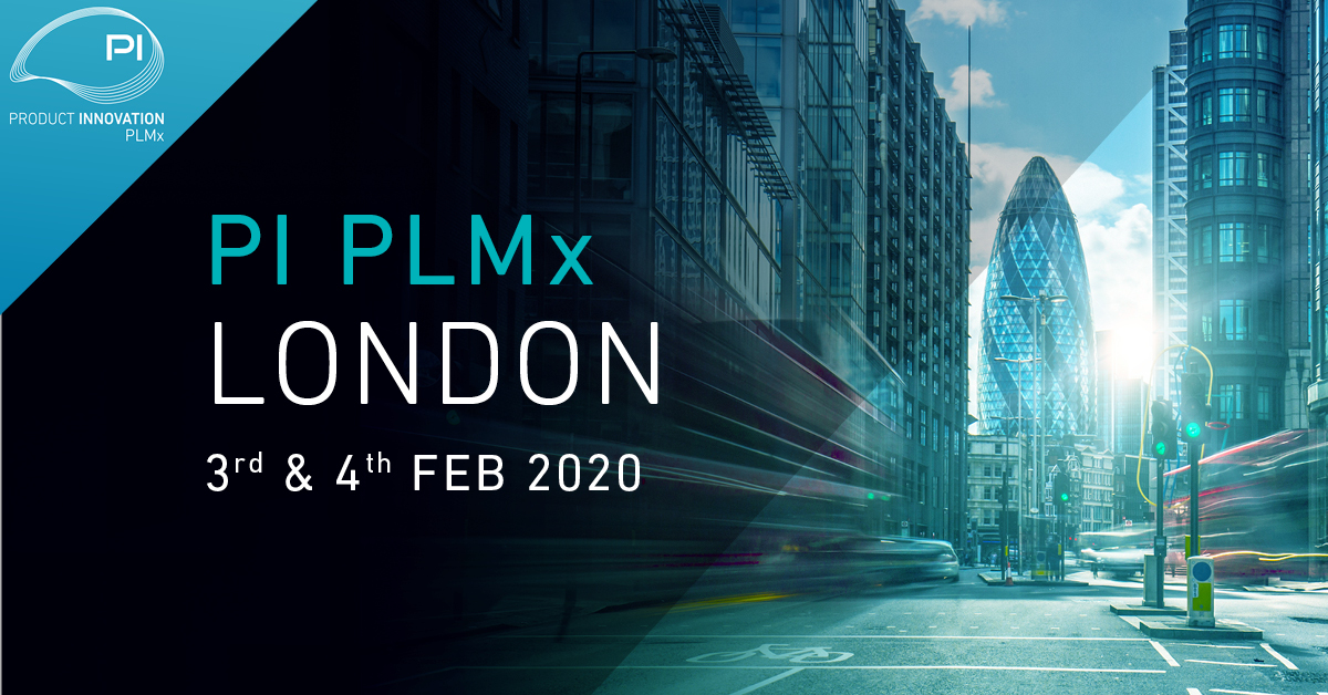 PI PLMx London 2020