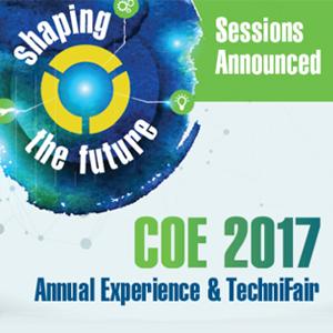 COE 2017 Annual Conference & TechniFair