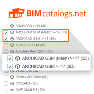 CADENAS makes the new format ARCHICAD available