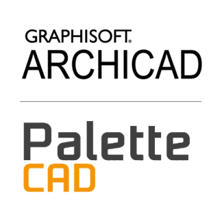 palettecad archicad