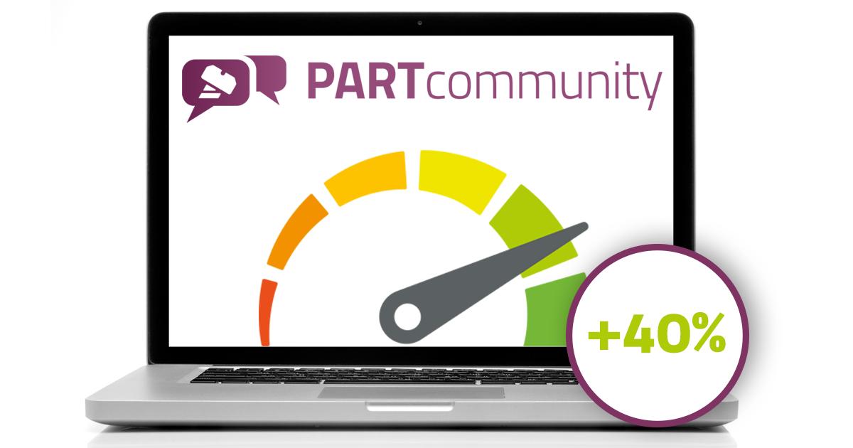 Il portale di download aumenta la velocità ottimizzando così le sue già elevate prestazioni