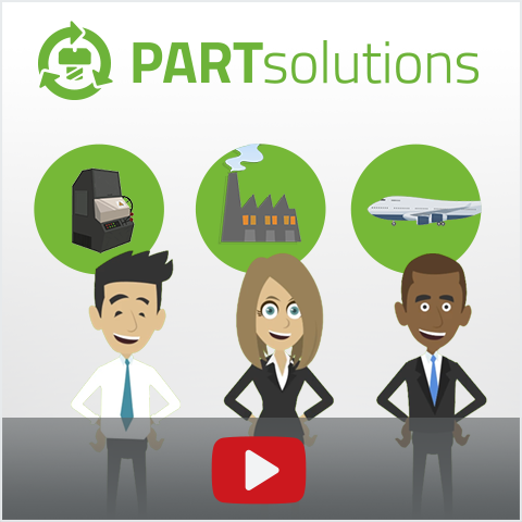 Strategic parts management with modular software architecture