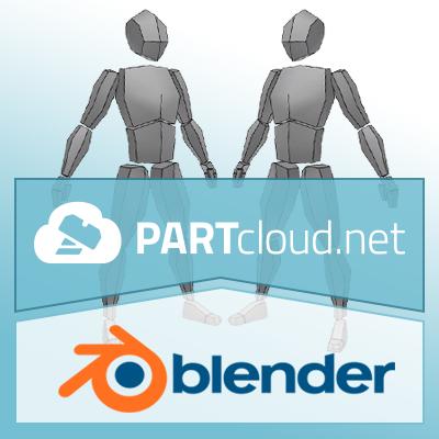 Direkt aus dem CAD System in den eigenen PARTcloud.net Account der Sharing Plattform von CADENAS