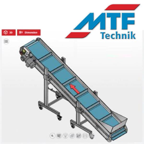 Produktkonfigurator für Konstrukteure steht auf der MTFWebseite und im PARTcommunity Portal zur Verfügung