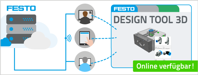 Festo Design Tool 3D Online