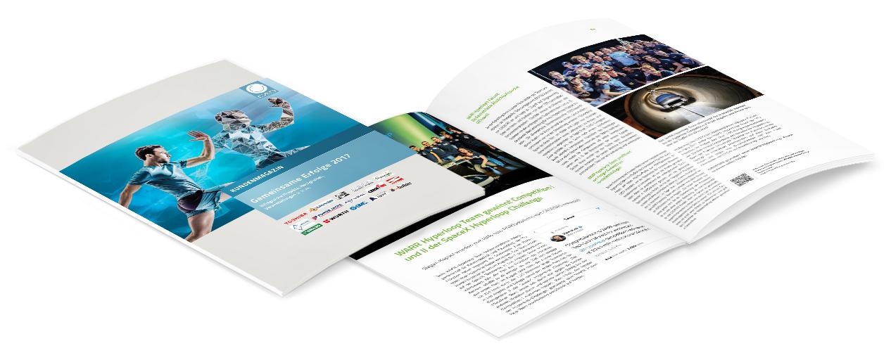 CADENAS Kundenmagazin Gemeinsame Erfolge 2017