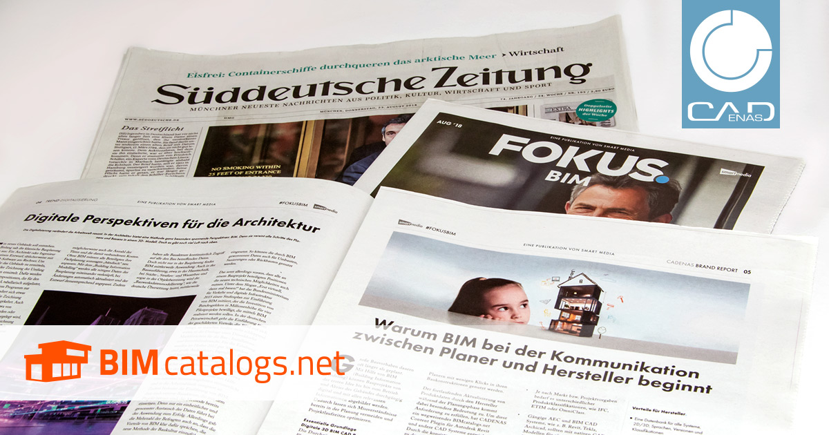 FOCUS BIM of the Süddeutsche Zeitung