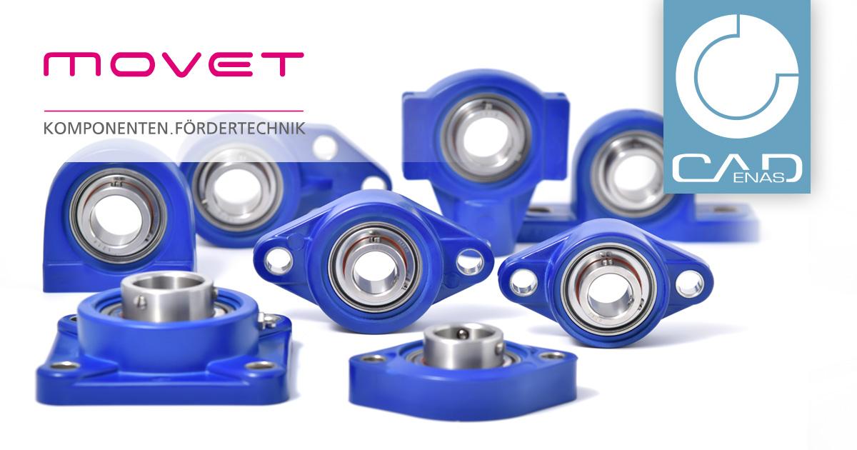 MOVET 3D CAD product catalog