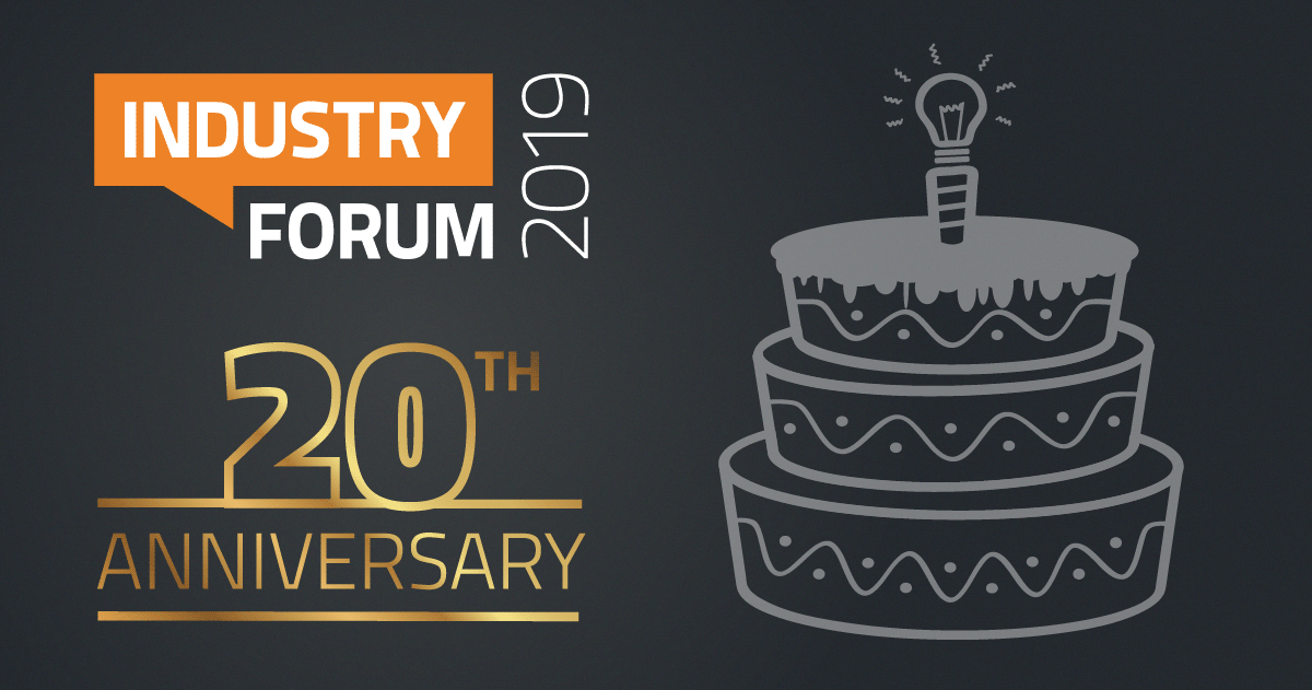20th anniversary of the CADENAS Industry Forum