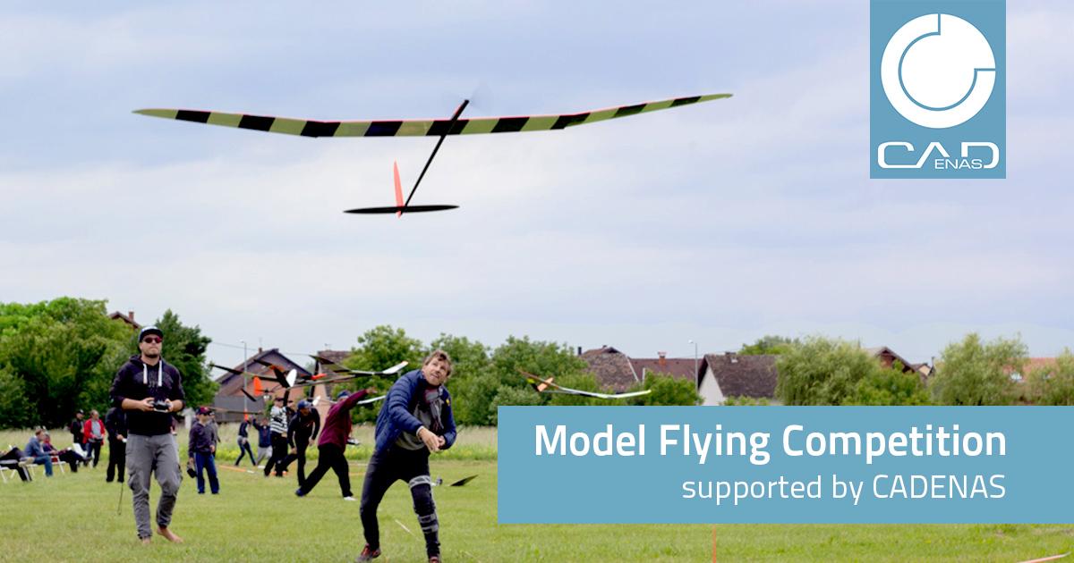 CADENAS unterstützt internationalen Modellflugwettbewerb in Kroatien