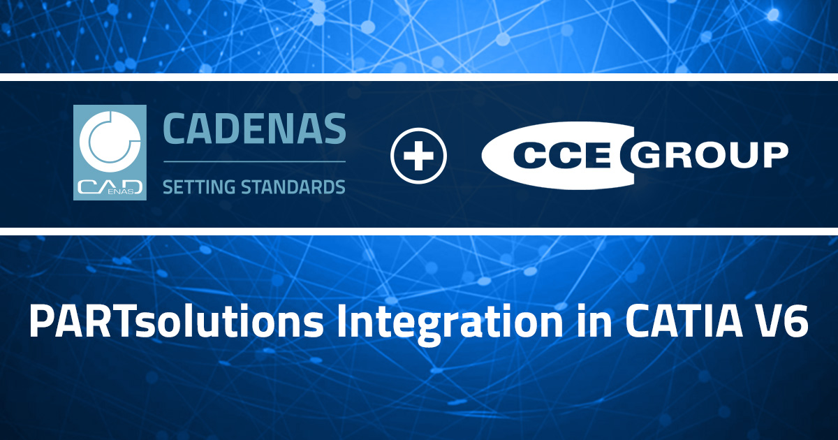 PARTsolutions Integration in CATIA V6