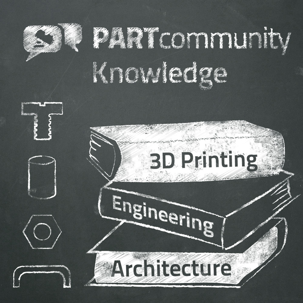 Background information, applications, 3D engineering data as well as videos in the Engiclopedia on PARTcommunity.