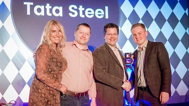 BIM Award for Tata Steel