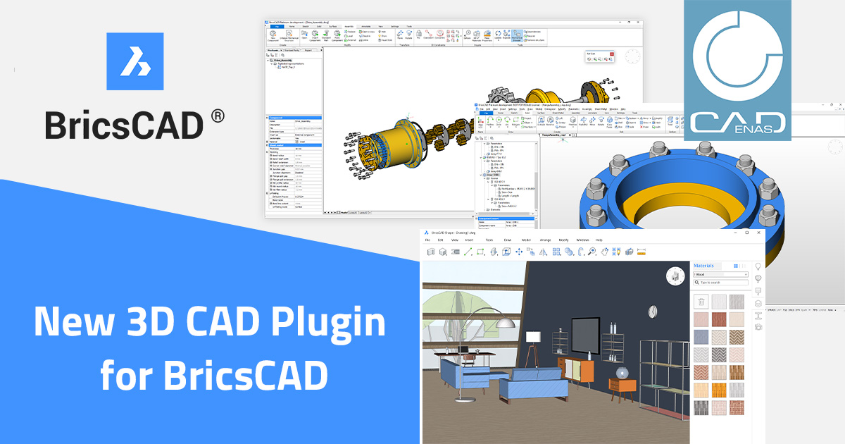BricsCAD Plugin
