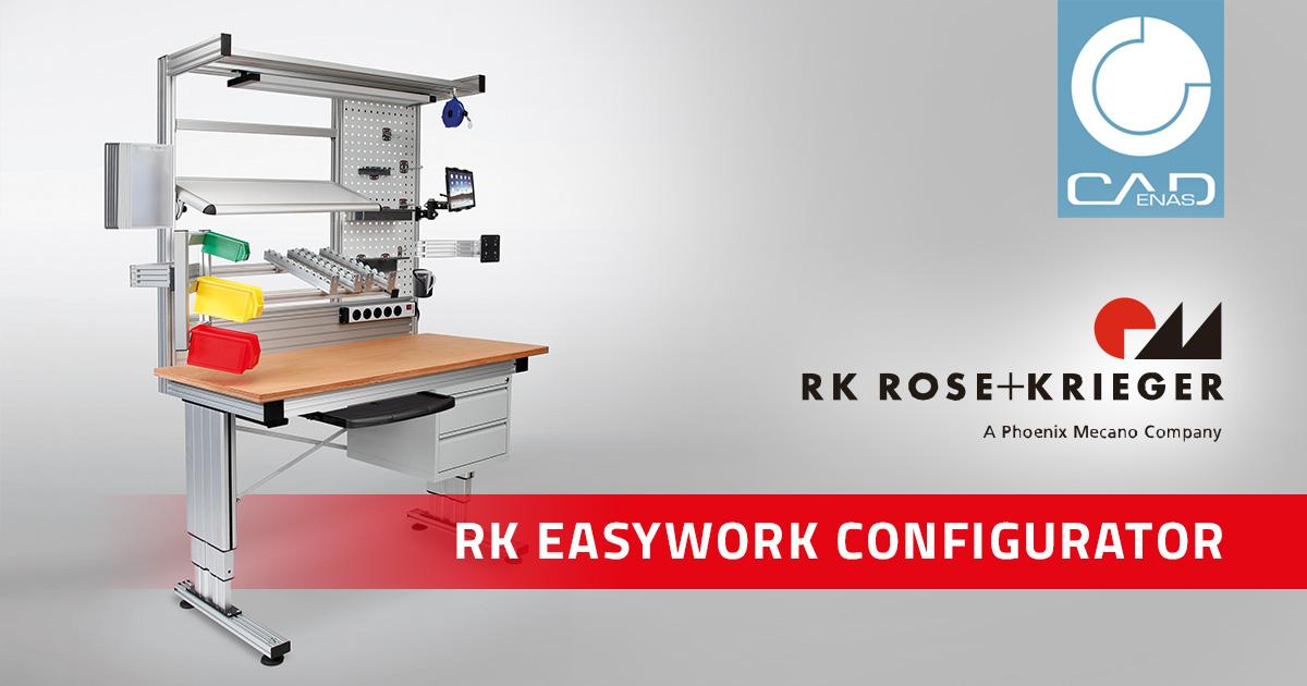 RK Easywork Configurator