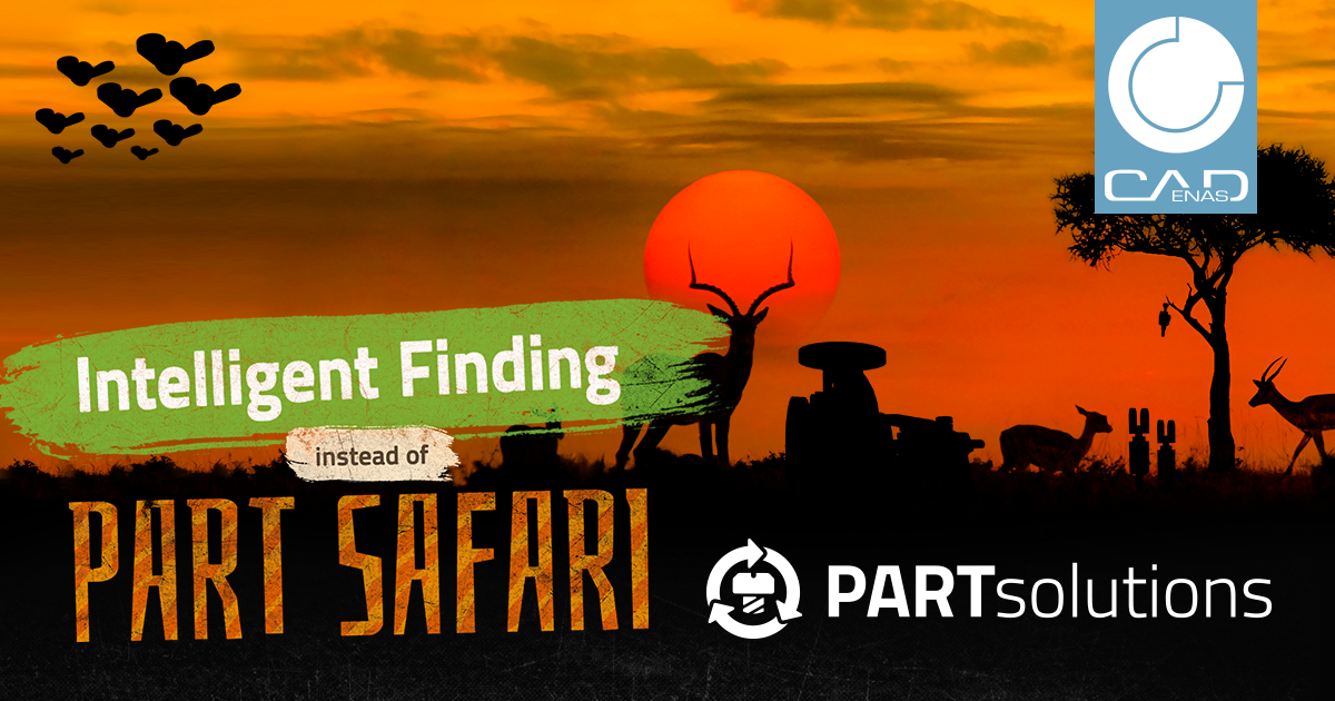 Intelligent finding instead of part safari