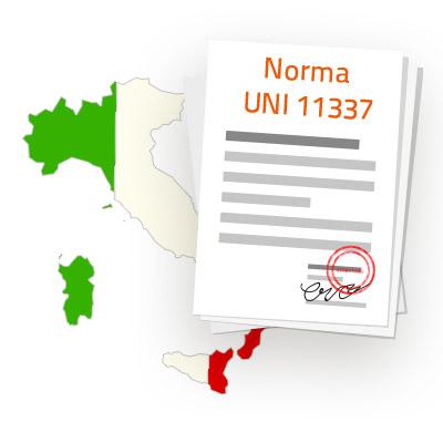 BIM: approvata la nuova norma UNI 11337