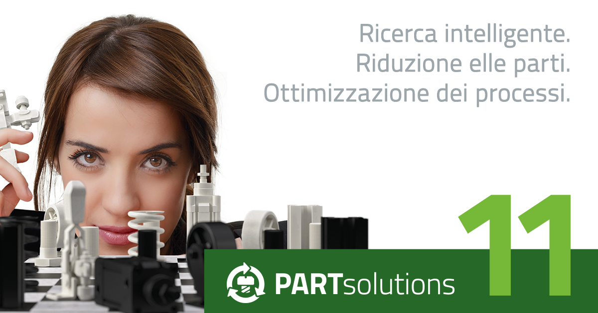PARTsolutions Versione 11