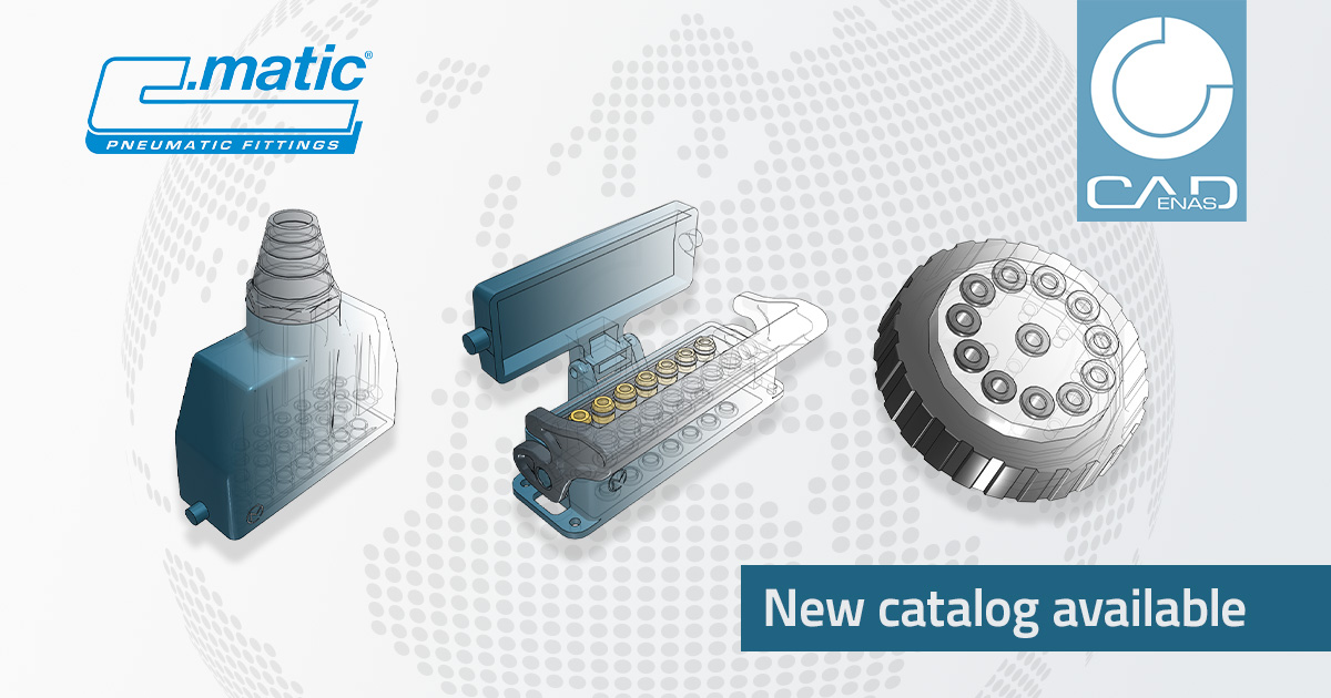 C. Matic offers new catalog powered by CADENAS