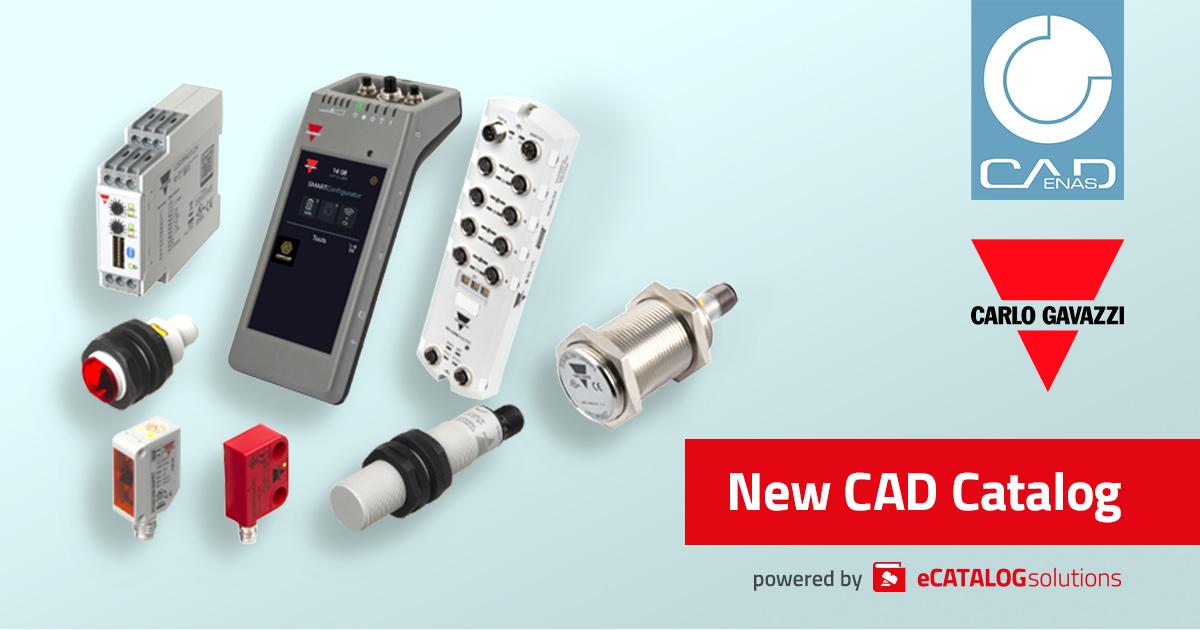 New CAD Catalog