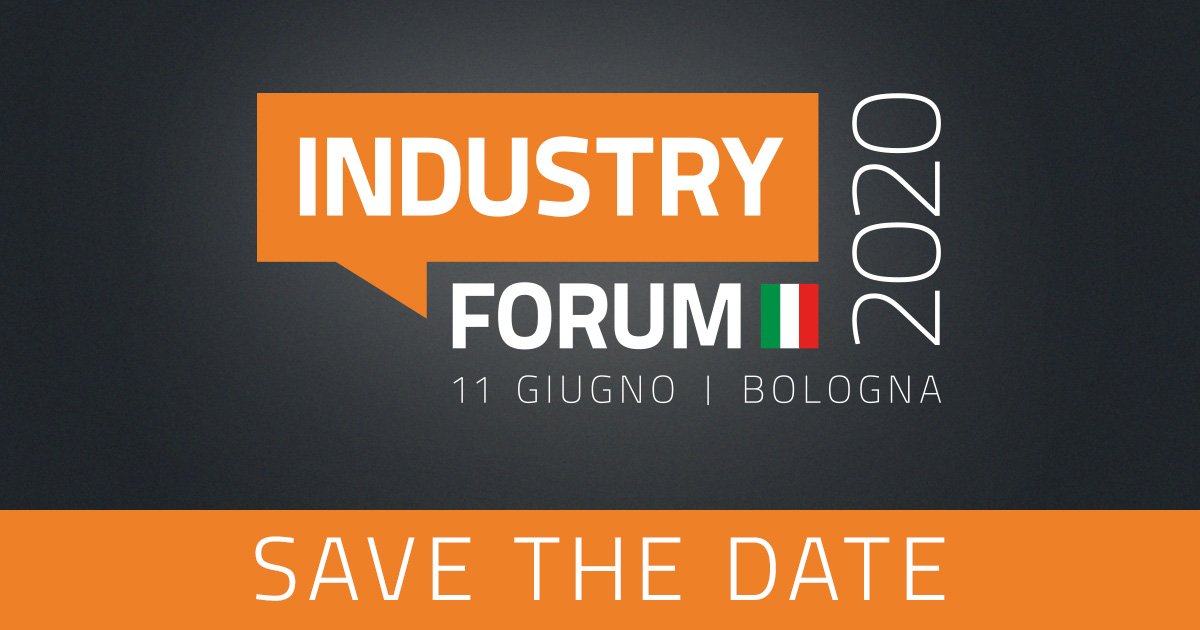 11º CADENAS Industry Forum Italia 2020