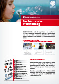 Electronic Product Catalog eCATALOGsolutions for press