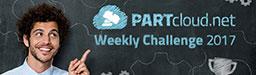 PARTcloud - Weekly Challenge