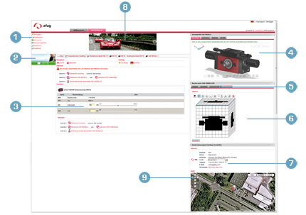 One example for innovations by CADENAS: 3D CAD Downoad portal PARTcommunity