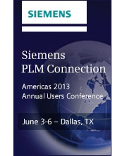 Siemens PLM Connection 2013, CADENAS auf der Americas User Conference 2013