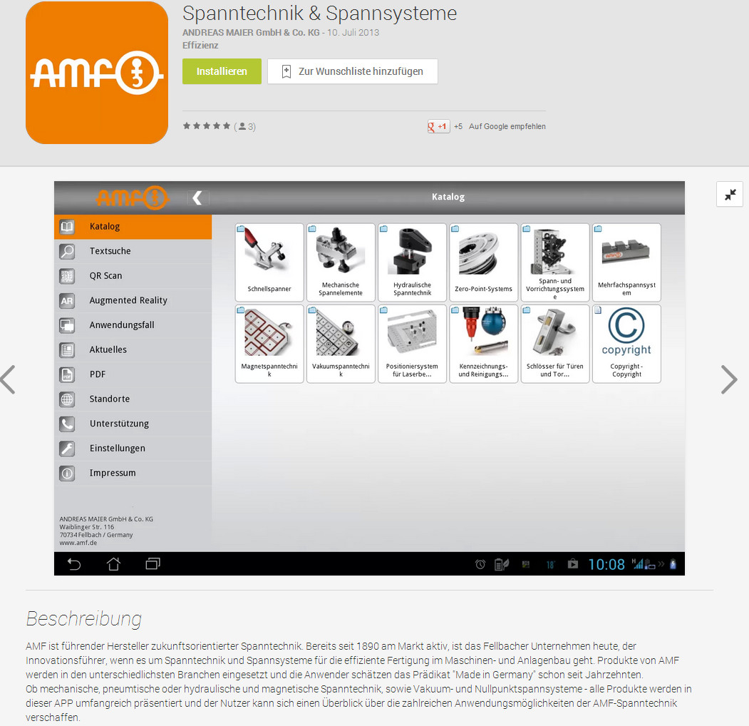 Amf trades online with the cadenas 3d cad app 3d application