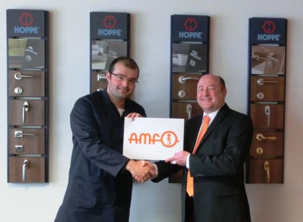 Gewinner der AMF Engineering Challenge