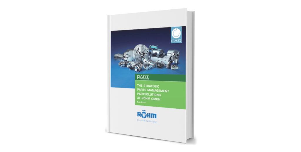 CASE STUDY for Röhm Strategic Parts Managment by CADENAS