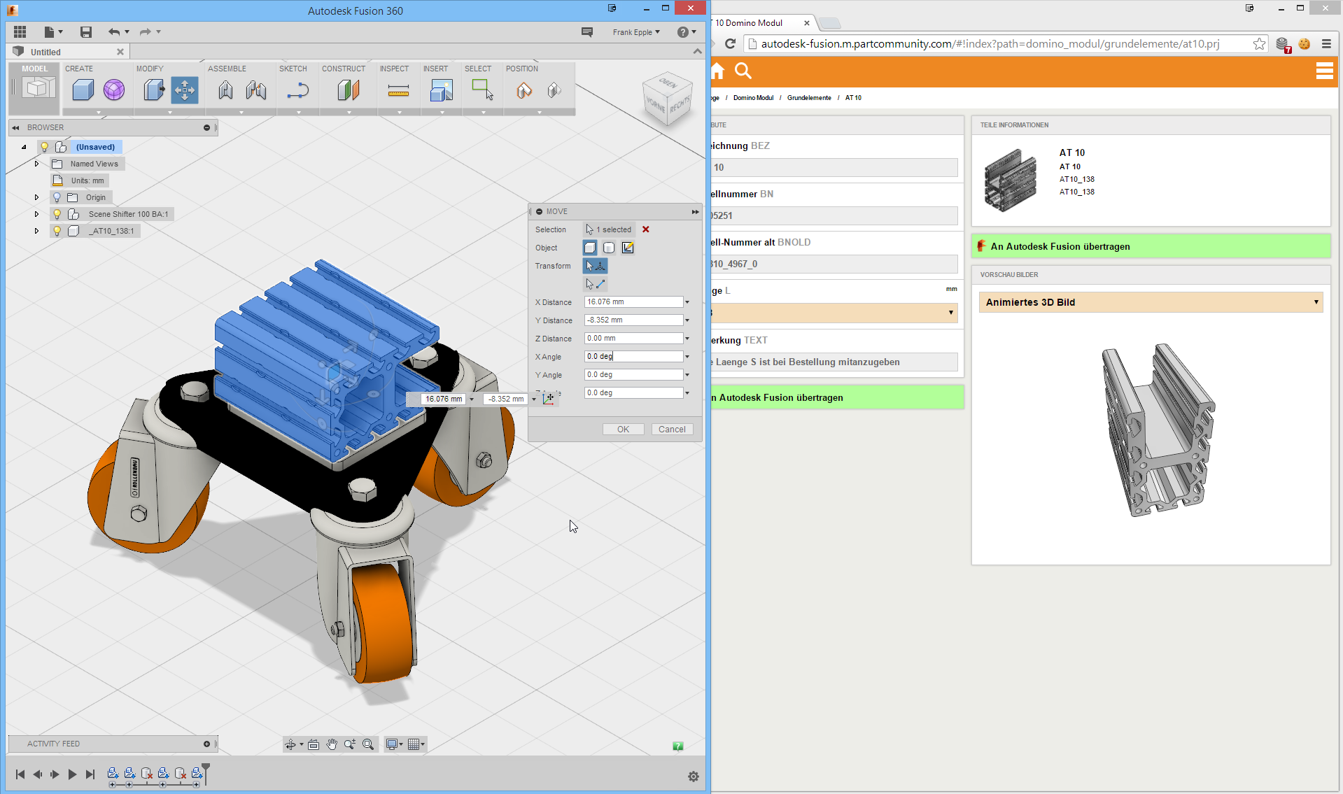 New app provides millions of 3d cad models for autodesk 3d modeling app