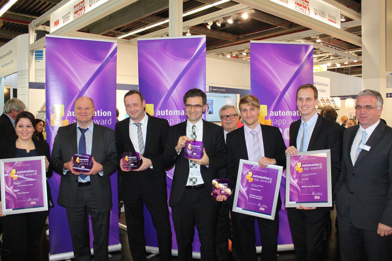 automation app award 2014