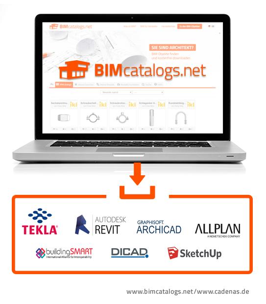 Con BIMcatalogs.net entrate con successo nel mondo dell'architettura