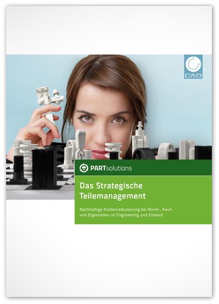 Die neue Broschüre zum Strategischen Teilemanagement