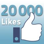 20.000 likes