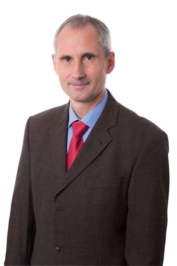 Leiter des IHK Bereichs International Axel Sir
